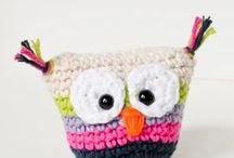 Crochet patrones y videos / Tejido / by Ana Lia Artaza