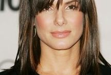 Shoulder Length Hairstyles / Medium Length Hairstyles, Shoulder Length Hair / by K. Douglas Pings