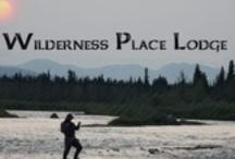 Wilderness Place Lodge, Alaska / Awesome Alaska Fishing Lodge Vacations! / by Alaska's Wilderness Place Lodge