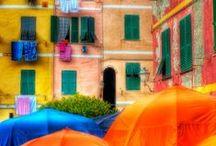 Country: Italy - Bella Italia / by Sonja Pusnik