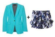 Fashion! I Need a Bigger Closet / Love these fashions... / by Christine Rothenbush