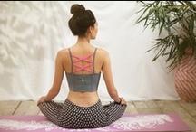 Yoga gear / by Wendy Williams