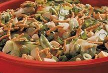 Special Salads / by Nancy Smith
