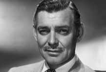Clark Gable / by Ilona O'Donnell