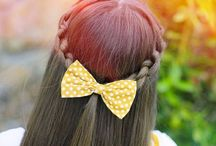 Fun hair styles / by Zoe Norton