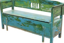 Painted Furniture / by Cindy D.