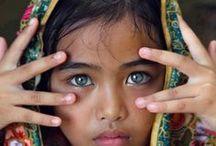 face refs / by Billa Vikhyath