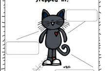 Pete the cat / by Leah Boldero
