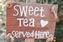 ♦ Sweet Tea, Coffee, & Lemonade Addiction ♦ / Love drinks like these. / by Monica Engle