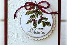 Weihnachten/Christmas / by Sabine Herrmann