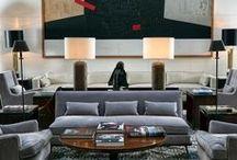 Interiors / by IRENA @INKAINTERIORS