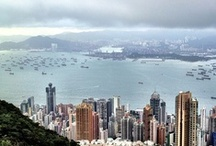 Hong Kong 香港 / One of my favorite cities . . . / by LauraH