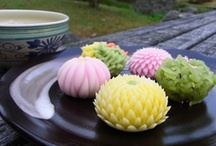 Wagashi 和菓子 / Sweet little works of art from Japan . . . / by LauraH