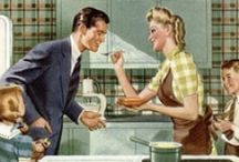 Happy Housewives & Homemakers / Domestic bliss as it never was . . .  / by LauraH