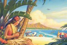 Vintage Hawaiiana / by LauraH