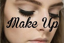 Make Up / by Kasia Gawel