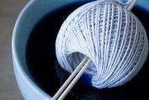 Knitting Techniques I Need to Know / by T B