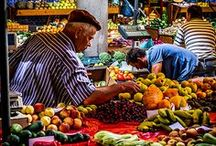 Market - Vendors and Street Food / by Elisabetta Tappi