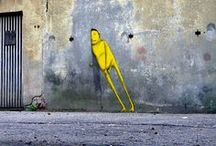 Street Art / by Janie Boots