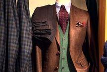 Landry Man Fashion / by Jennifer Landry