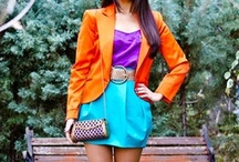 Color blocking still / by Rebecca Brown