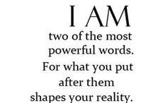 I AM / by Sylvianna Palmer