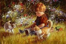 Jim Daly, artist / by Shirley DeChenne