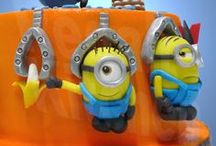 despicable me cakes / by Joyce Anne