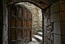 doors / by Suzanne Hegstrom