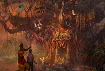 Fantasy Art / by Toby Anderton
