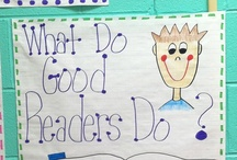 School Anchor Charts & Printables / by Lara Appleman