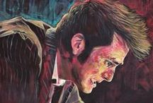 David Tennant and The Doctor / A tribute to the most awesome time lord in all of the universes. / by GracieFace Coleman