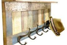 Deco  pallets - Easy Pallets / Todo tipo de disenos para la decoracion de tu casa con palets / by Pallets - Reciclaje