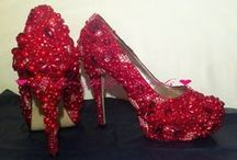 Red High Heels / by Medic4UNFL
