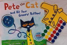 Books: Literacy Linked Activity and Book Based Crafts / Activities that correspond with books. / by Jessica Opps