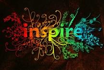 inspiration / by Valerie Manseau