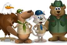 Cub Scouts / by Jessica Opps
