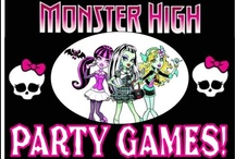 Celebrations: Monster High Party Ideas / by Jessica Opps
