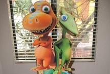 Celebrations: Dinosaur Train Party Ideas / by Jessica Opps