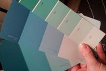 Colors: Teal, Turquoise & Aqua / by Jessica Opps