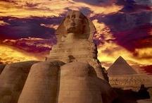 Beauty of Egypt / by NK