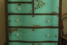 Furniture / by Robyn Mink