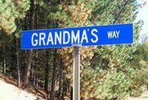 Grandma's & Mom's  / by Anna Vazquez