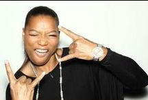 The Queen Latifah Show / Follow this board to see the best moments from The Queen Latifah Show and a look behind the scenes. Especially with our celebrity guests! / by Queen Latifah