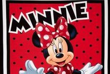 I love Minnie Mouse / by JuicyBows