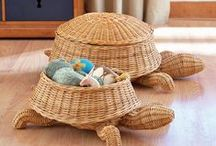 ◆ Wicker n paper weaving ◆ / by Sarva Mangala