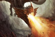 Dragons / by Felipe Márquez Thomas