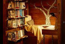 Rincones de lectura / by Elena Milesdetextos