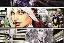 Comics & X-men / by Brit Reed