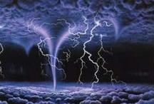 Stormy Skies / by Irene Wilson